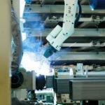 工場での家づくり、ロボットが作るセキスイハイムの家(ユニット工法)