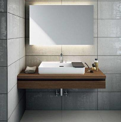 水まわり設備・ホテルライクな洗面室と洗面化粧台の選び方