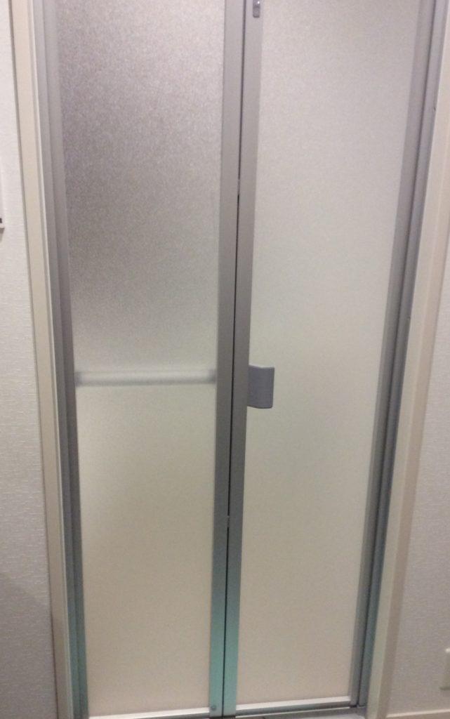 セキスイハイムの施工不良・浴室ドア