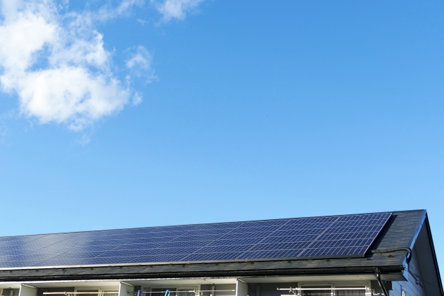 セキスイハイムの引き渡し・太陽光発電システム
