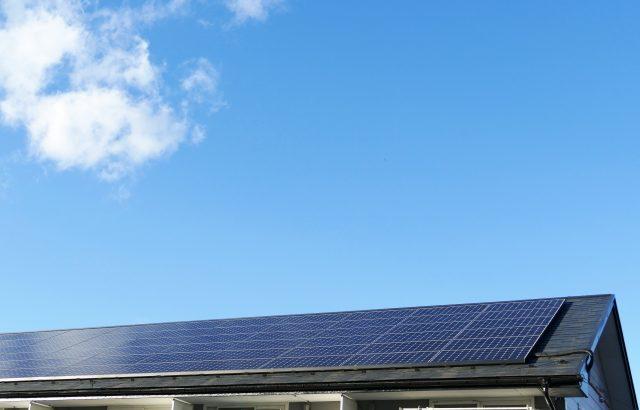 太陽光発電システム稼働開始まで時間が掛かります。