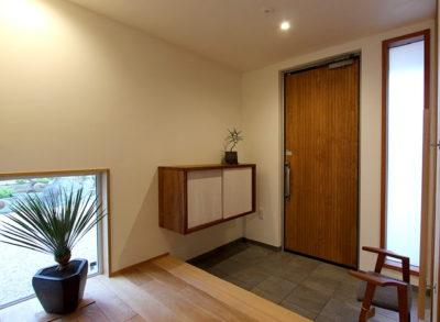 玄関窓画像