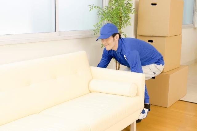 搬入経路が狭くて家具が入らない。後悔する間取