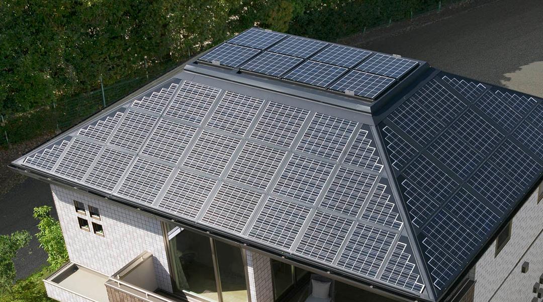 セキスイハイムの太陽光発電、おひさまハイムのCM
