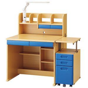 子ども部屋の間取り・ベッドと机の配置