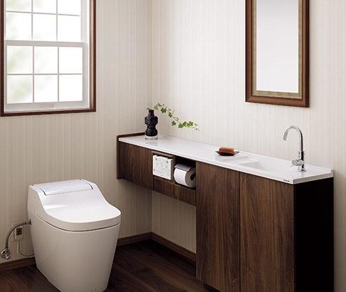 セキスイハイムのトイレはアラウーノかサティスか?機能や特徴を紹介