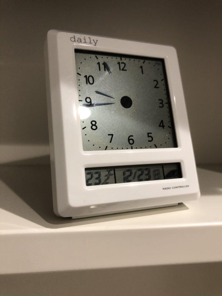 脱衣室の室温・あったかハイム
