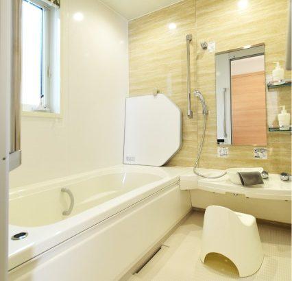 セキスイハイムの浴室(風呂・バスルーム)アドバンスとカウンター内部の掃除方法を紹介