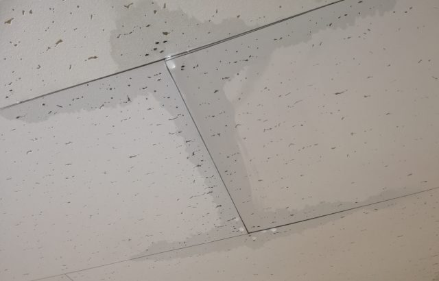 セキスイハイムの雨漏りの原因と修繕工事(1)
