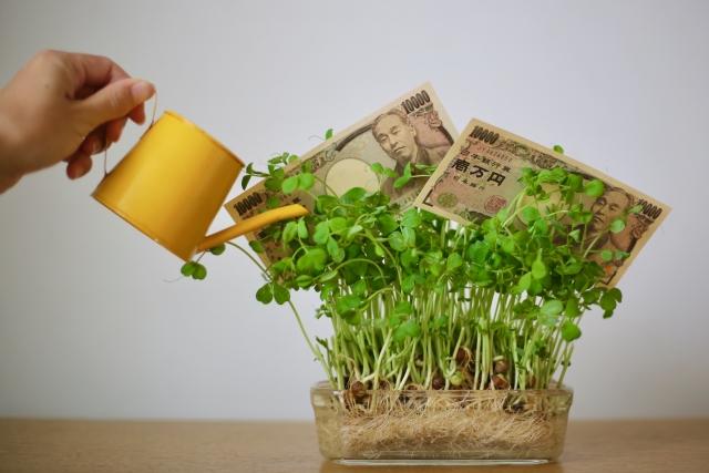住宅ローン控除の還付金を投資信託で運用