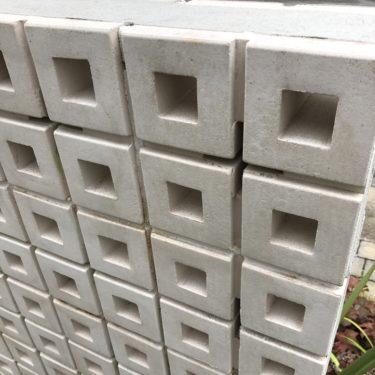 門柱・外壁のコケ掃除と専用スプレーの効果