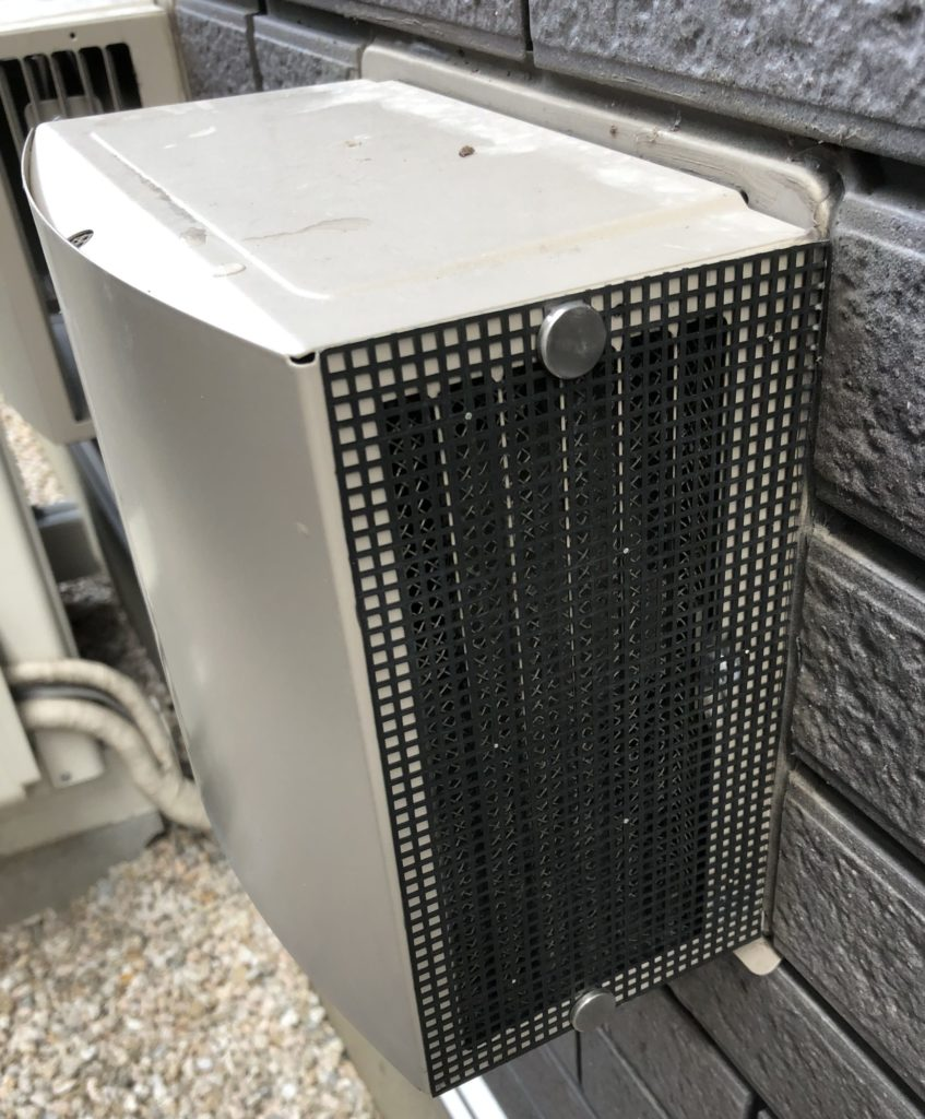 第一種換気システム・セキスイハイム・虫対策