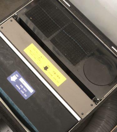 第一種換気システムの掃除・セキスイハイム・虫対策