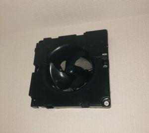 セキスイハイムのトイレ換気扇・掃除方法・止め方